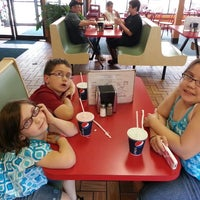 Photo taken at Brighton Hot Dog Shoppe by Richard K. on 5/19/2013