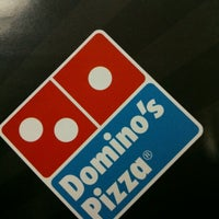 Photo taken at Domino's Pizza by WnRabihah W. on 10/14/2012
