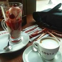 Photo taken at Costa Coffee by Darko S. on 12/6/2015