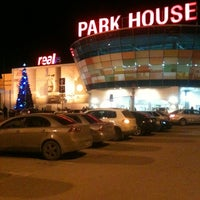 Снимок сделан в TРК «Парк Хаус» пользователем ksusha 12/12/2012