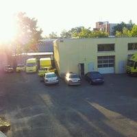 Photo taken at Auto Stils, autoserviss by Sabīne U. on 9/20/2012