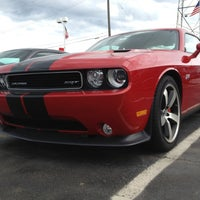 ... Photo Taken At Cueter Chrysler Jeep Dodge By Miranda Z. On 5/3/ ...