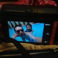 Photo taken at Swimming Pool @ Dusit D2 Hotel by HOTCHA T. on 5/9/2013