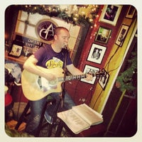 Photo taken at The Auld Dubliner by Steve D. on 12/7/2012