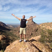 Photo taken at Peralta Trails by Bill J. on 11/29/2013