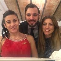 Photo taken at Casale di Villa Battistini by Arianna on 1/27/2018