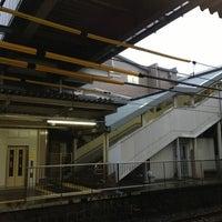 Photo taken at JR Mikunigaoka Station by Kazuhiko I. on 10/22/2012