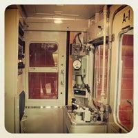 Photo taken at Metro Alvalade [VD] by Ricardo M. on 1/4/2014
