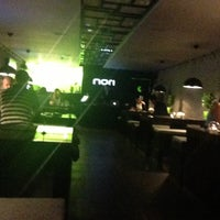 Photo taken at Nori Sushi Bar by Mary H. on 5/11/2013