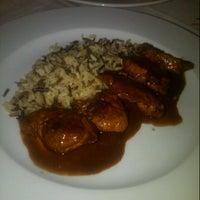 Photo taken at Alana Restaurant by Argyro K. on 8/20/2013