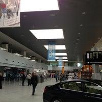 "Photo taken at Cluj-Napoca ""Avram Iancu"" International Airport (CLJ) by Valentin V. on 5/23/2013"