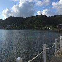 Photo taken at Roatan, Honduras by Arman on 10/11/2017