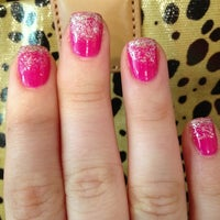 Photo taken at Unique Nail by Steph P. on 2/24/2013