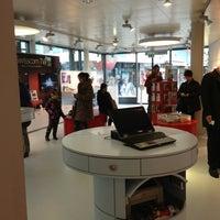 Photo taken at Swisscom Shop by Kurt W. on 12/31/2012