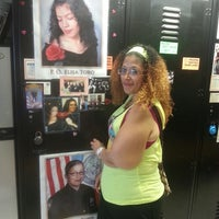 Photo taken at NYPD - 17th Precinct by Trina on 6/20/2014