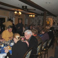 Photo taken at Crestmont Inn by Tony F. on 8/22/2013