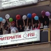 Photo taken at Matematik Ofisi by İsmail K. on 4/4/2014