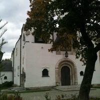 Снимок сделан в Марфо-Мариинская обитель милосердия пользователем Sofia 9/25/2012