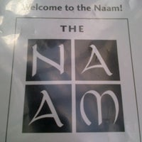Photo taken at The Naam Restaurant by Tim B. on 10/25/2012