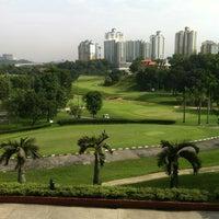 Photo taken at Bukit Jalil Golf & Country Resort (BJGCR) by nazrie n. on 1/12/2013