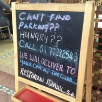Photo taken at Restoran Ismail by Kay on 4/22/2013