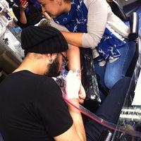 Photo taken at Tattoo & Piercings Raices by Marco antonio on 6/3/2014