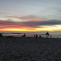 Photo taken at Mission Beach by Kian S. on 3/11/2017