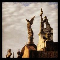 Photo taken at La Recoleta Cemetery by Alejandro N. on 7/12/2013