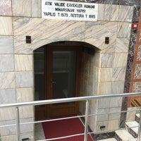 10/24/2016 tarihinde Yaşar A.ziyaretçi tarafından Valide-i Atik Hamamı'de çekilen fotoğraf