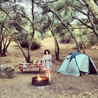 Photo taken at Ortega Oaks Campground by Stefano S. on 8/4/2013