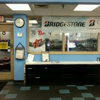 Photo taken at Firestone Complete Auto Care by Jeff S. on 8/9/2016