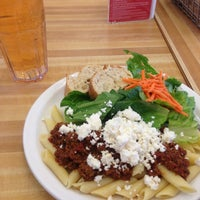 Photo taken at SFUAD Campus View Cafeteria by Angie M. on 8/24/2013