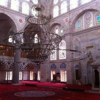 Das Foto wurde bei Edirnekapı Mihrimah-Sultan-Moschee von Hakan T. am 2/13/2013 aufgenommen