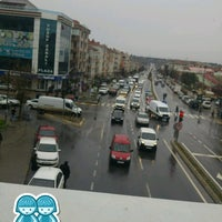 Photo taken at E-5 Üst Geçit by Hideous? . on 1/22/2018