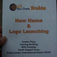 Photo taken at LSG Sky Chefs by Afiq K. on 2/6/2013