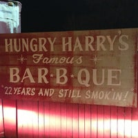 Photo taken at Hungry Harry's Famous BBQ by Jason B. on 1/11/2013