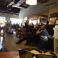 Photo taken at Starbucks by Jonathan T. on 4/21/2013