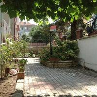 Photo taken at Bahçemde by Koray T. on 7/27/2013