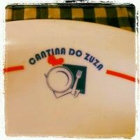 Photo taken at Cantina do Zuza by Logan B. on 10/30/2012