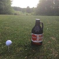 Photo taken at Alling Mem Golf Course by Justin M. on 5/24/2015