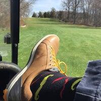 Photo taken at Alling Mem Golf Course by Justin M. on 4/19/2015