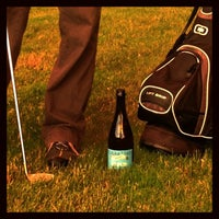 Photo taken at Alling Mem Golf Course by Justin M. on 6/15/2013