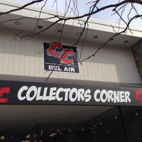 Photo taken at Collectors Corner - Bel Air (Outpost) by Randy C. on 2/1/2014