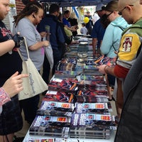Photo taken at Collectors Corner by Randy C. on 5/3/2014