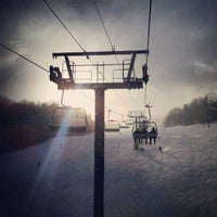 Photo taken at Waterville Valley Ski Area by Mark T. on 12/30/2012