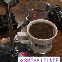 9/29/2018 tarihinde Seda N.ziyaretçi tarafından Smoky Lounge'de çekilen fotoğraf