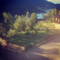 Photo taken at Baselga di Pinè by Vito C. on 8/25/2014