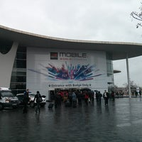 Photo taken at Mobile World Congress 2013 by Javi I. on 2/28/2013