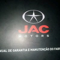 Photo taken at JAC Motors by Christian C. on 1/19/2013