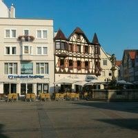 9/11/2016에 Giuliano D.님이 Marktplatz Reutlingen에서 찍은 사진